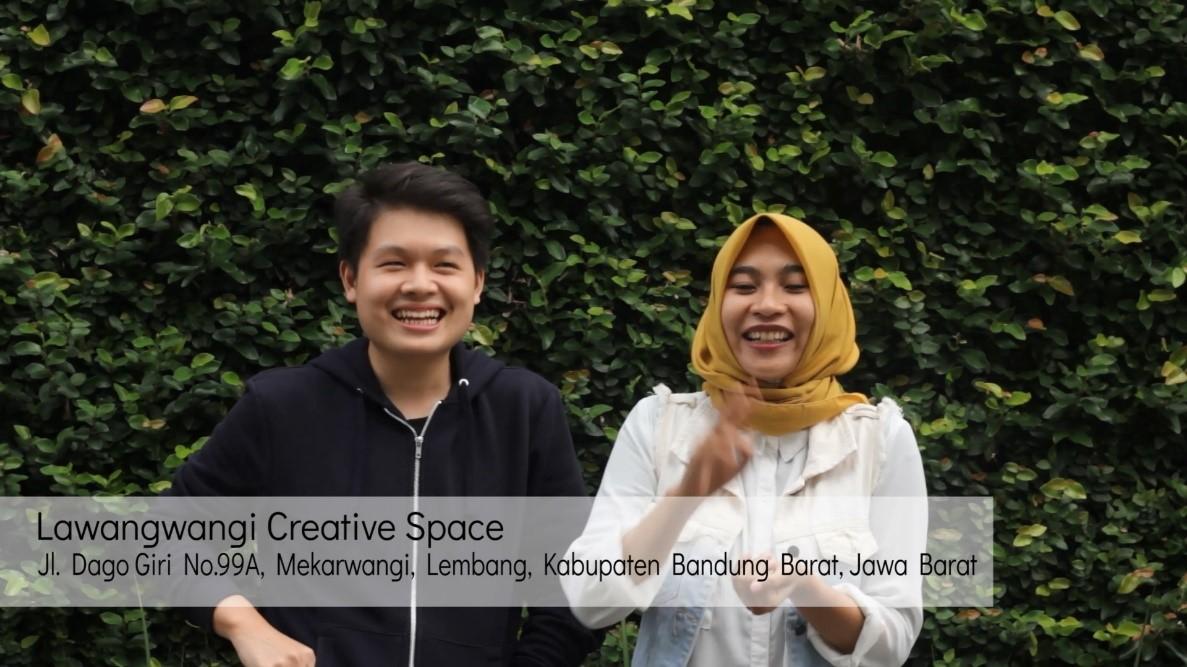 Lawang Wangi Creative Space